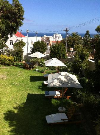 Grande Kloof Boutique Hotel: View