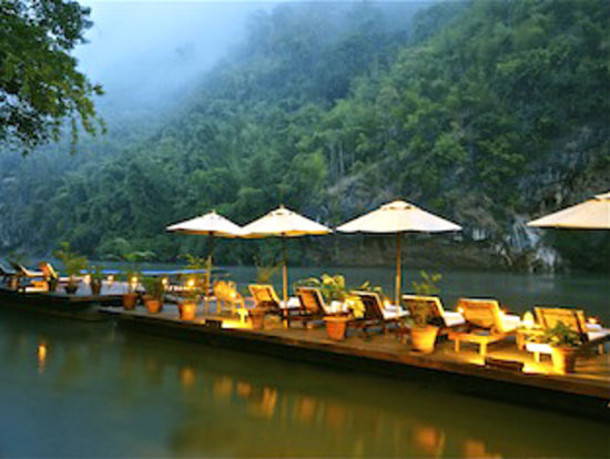 Photo of River Kwai Resotel Kanchanaburi