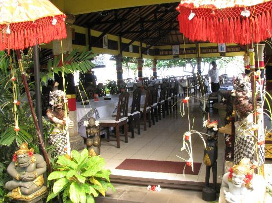 Aditya Beach Resort: Restaurant