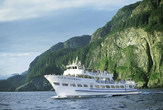 Major Marine Tours -- Resurrection Bay Tour