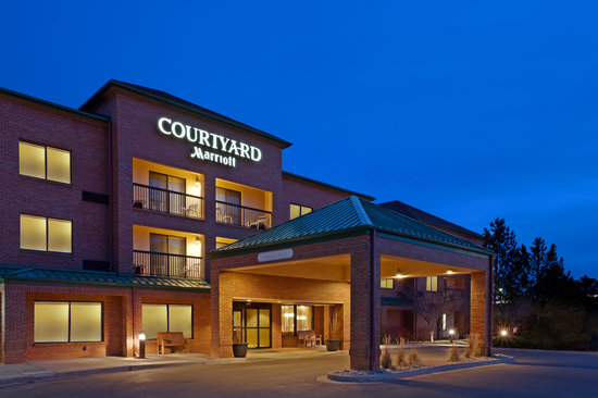 Photo of Courtyard Boulder Louisville