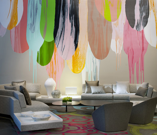 Crown Metropol Melbourne: Lobby Artwork