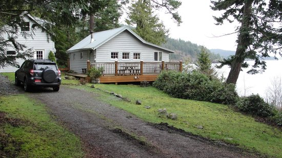Photo of Orcas Island Bayside Cottages Olga