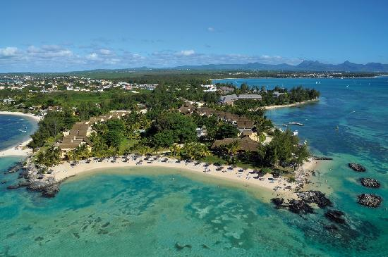 Canonnier Beachcomber Golf Resort & Spa
