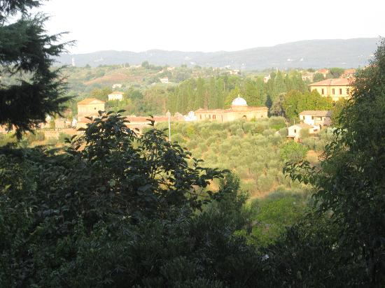 Le Camerine di Silvia: The view from our window