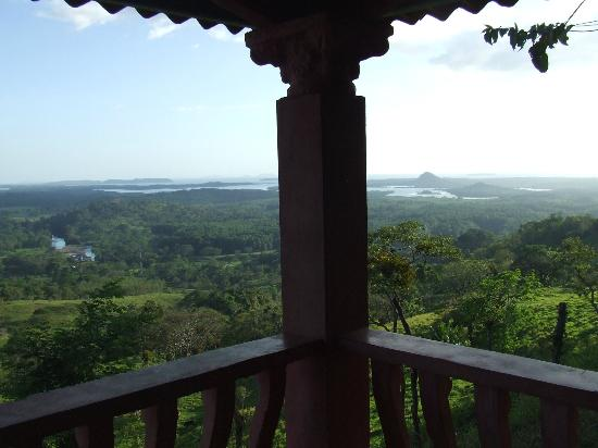 Panama : View from Nancito, Chiriqu 