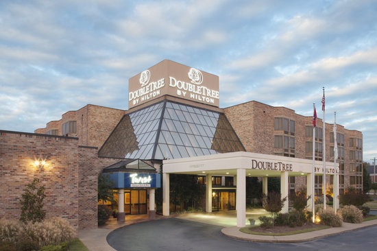 DoubleTree by Hilton Hotel Jackson
