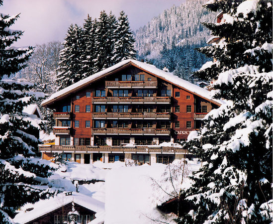 Photo of Hotel Caprice Wengen