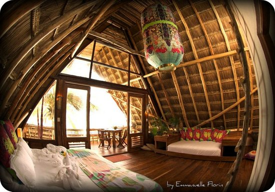 Ahau Tulum: master suite top floor