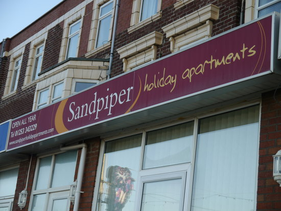 Photo of Sandpiper Holiday Apartments Blackpool