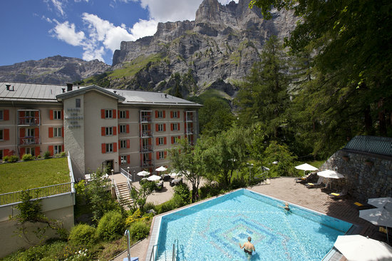 Photo of Les Sources Des Alpes Hotel Leukerbad