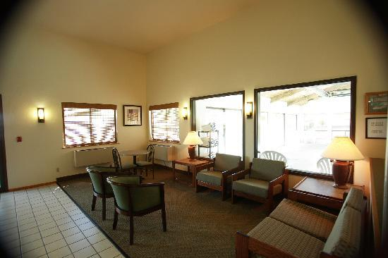 Super 8 Union Gap/Yakima Area: Lobby