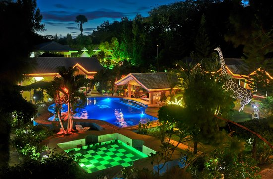 Deep Forest Garden Resort