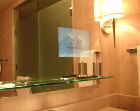 tv in bathroom mirror picture of four seasons baltimore