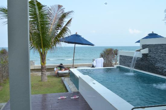 Pool villa picture of samui resotel and spa chaweng for 88 kirkland salon reviews