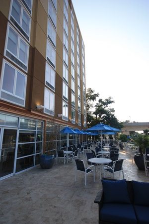Four Points by Sheraton Biloxi Beach Boulevard: Great place to relax after a busy day or the start of a great weekend