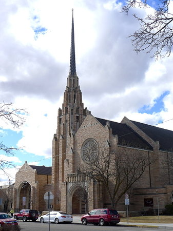 Idaho Statesman First United Methodist Church Cathedral Of The