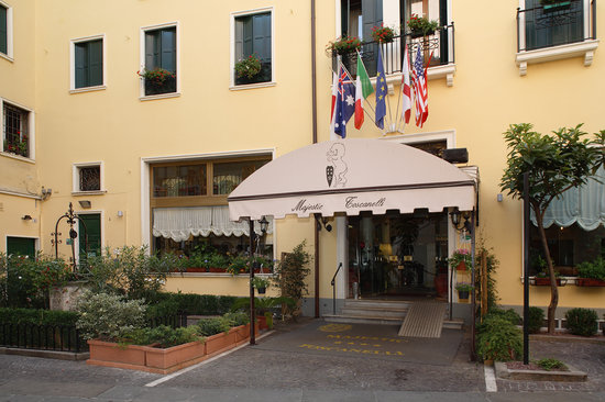 Majestic Hotel Toscanelli