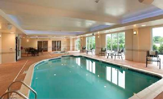 Indoor Pool Picture Of Hilton Garden Inn Mt Laurel Mount Laurel Tripadvisor