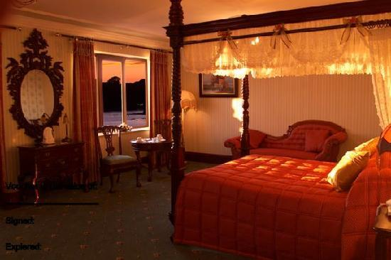 Virginia, Irlanda: Suite
