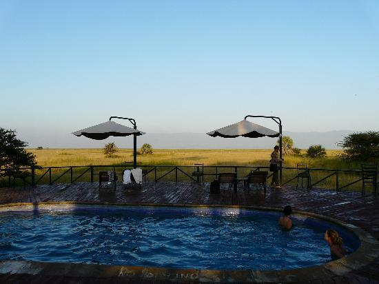 piscine sur pilotis photo de maramboi tented camp tarangire national park tripadvisor. Black Bedroom Furniture Sets. Home Design Ideas