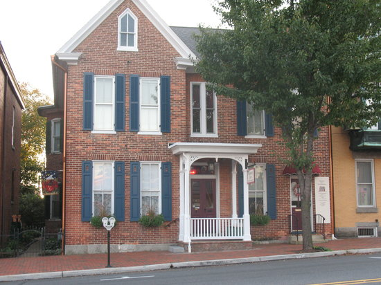 Burgundy Lane Bed & Breakfast