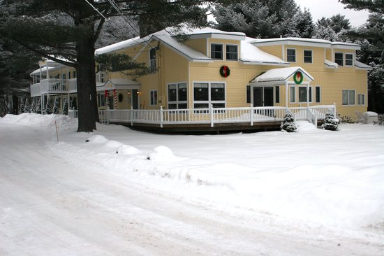 The Arbor Inn: Winter Wonderland