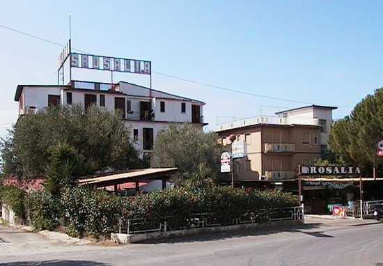 Hotel Santa Rosalia