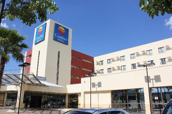 Comfort Hotel Franca: Hotel