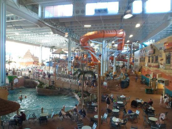 Kalahari Resorts & Conventions: Waterpark