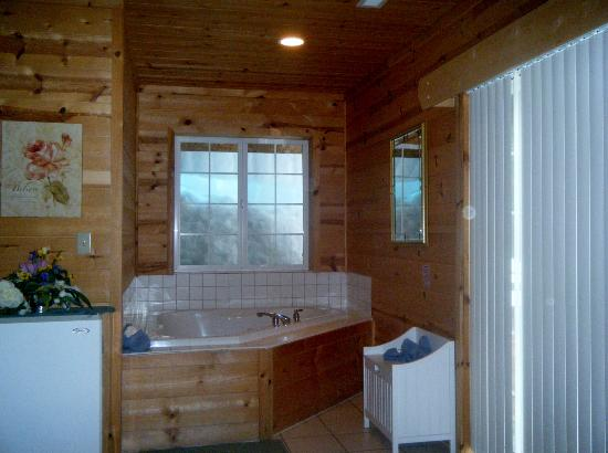 Featherwinds Lodging, LLC.: The Hot Tub