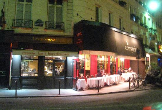 Outside - Boutique comptoir des cotonniers paris ...