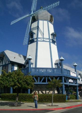 Carlsbad by the Sea Resort: The windmill