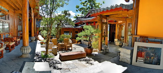 Photo of Zen Garden Hotel (Lion Mountain Yard) Lijiang