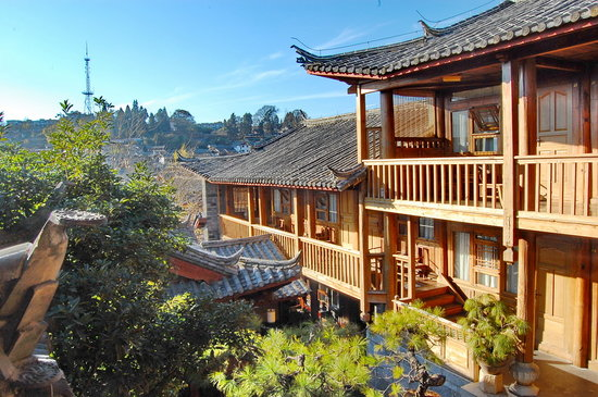 Zen Garden Hotel (Wuyi Yard)