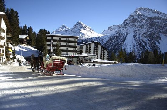 Robinson Club Arosa