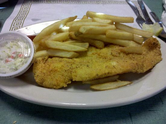Friday fish fry excellent picture of papa 39 s place for Friday fish fry near me
