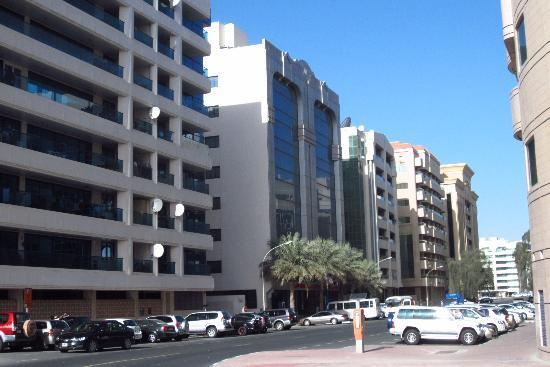 Hotellrum picture of london creek hotel apartments for London hotel dubai