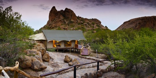 ‪Erongo Wilderness Lodge‬