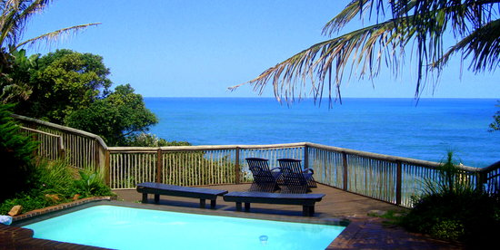 African Peninsula Guest House: Our Beach House at Aqua-tala