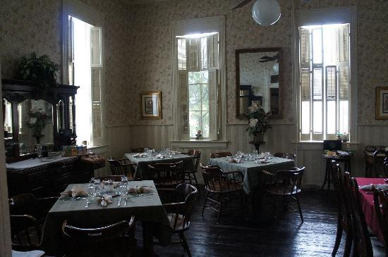 Prince Solms Inn Bed and Breakfast: Breakfast/Dining room