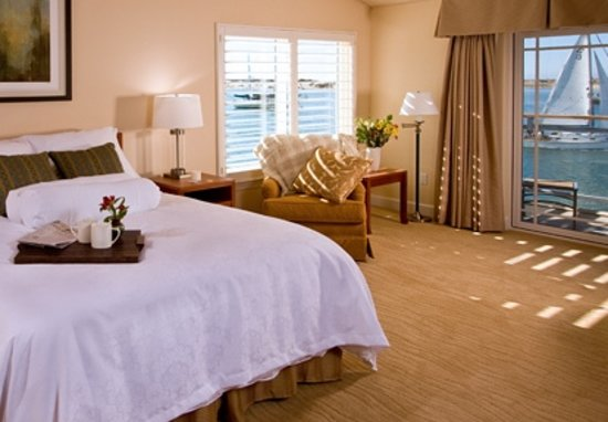 Morro Bay, Californien: Guest Room