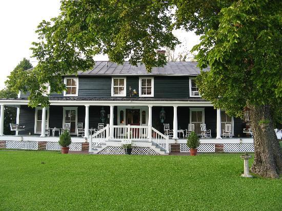 Edenton, Carolina del Norte: Pack House Inn B&B