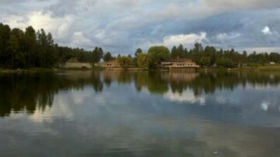 301 moved permanently for Lake of the woods fishing resorts