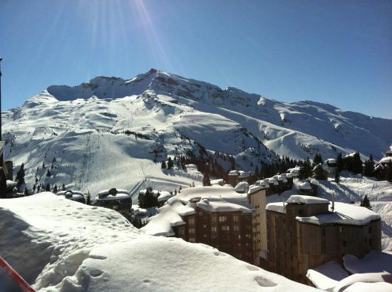 View From The Bar Picture Of Club Med Avoriaz Avoriaz Tripadvisor