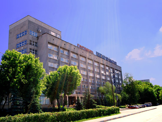 AZIMUT Hotel Nizhny Novgorod