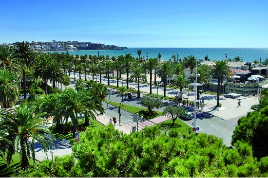 Salou, Spain: Paseo Jaume I