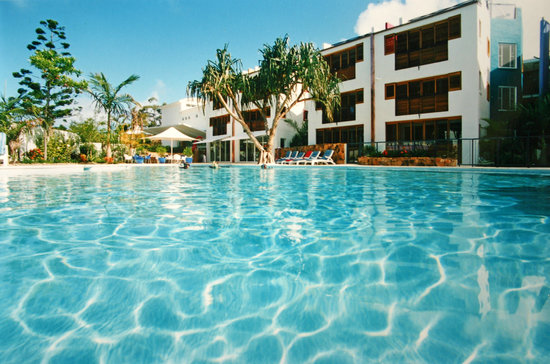 Noosa Blue Resort: Main Pool