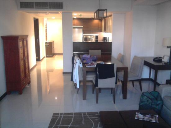 Oakwood Residence Sukhumvit Thonglor: apartment