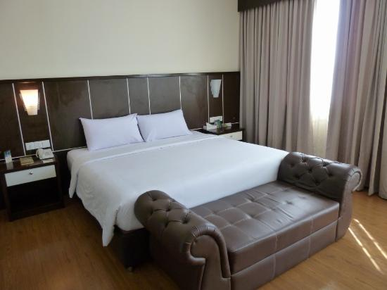 The BCC Hotel & Residence: Deluxe Room